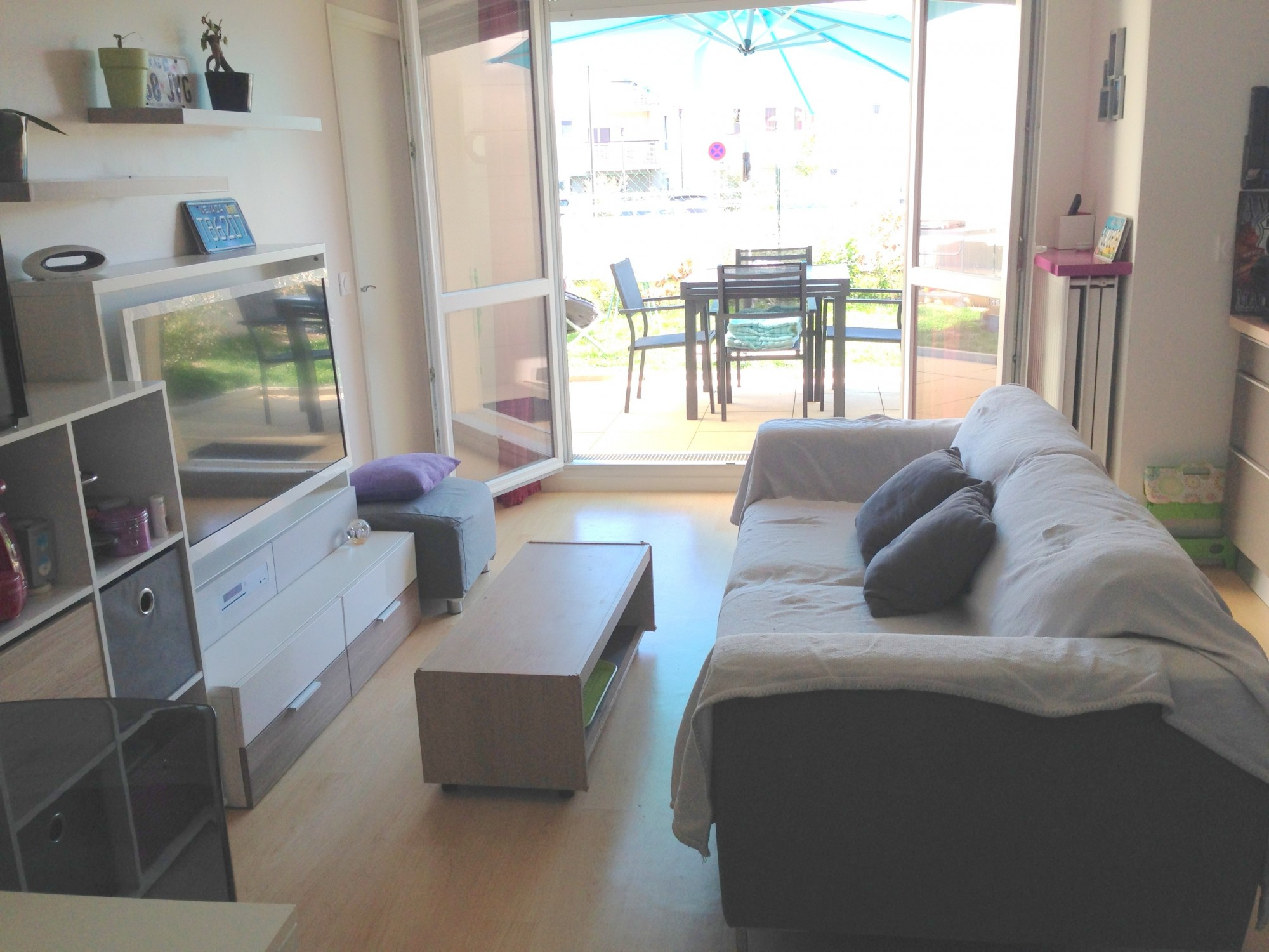 Ventes Appartement en Rez-de-jardin T2 F2 ECQUEVILLY construction ...
