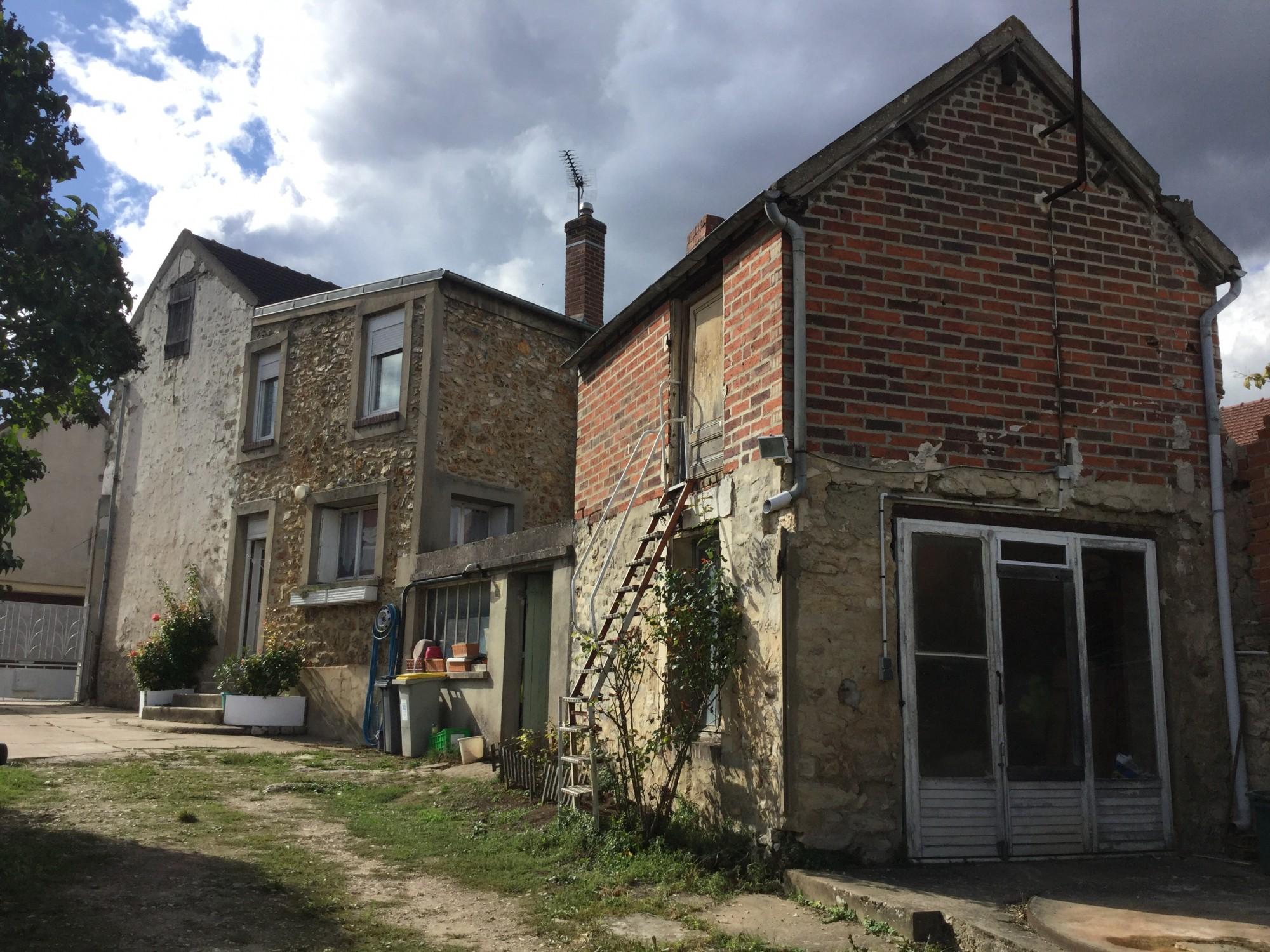 maison ancienne bouafle