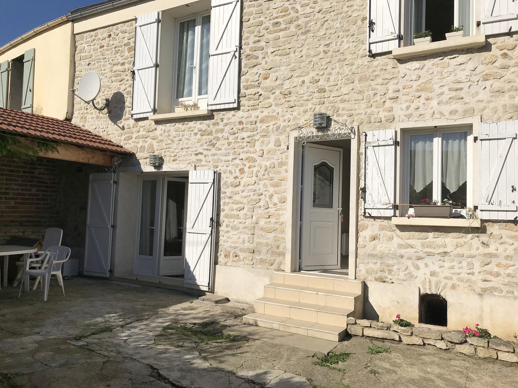 Maisons ancienne à BOUAFLE