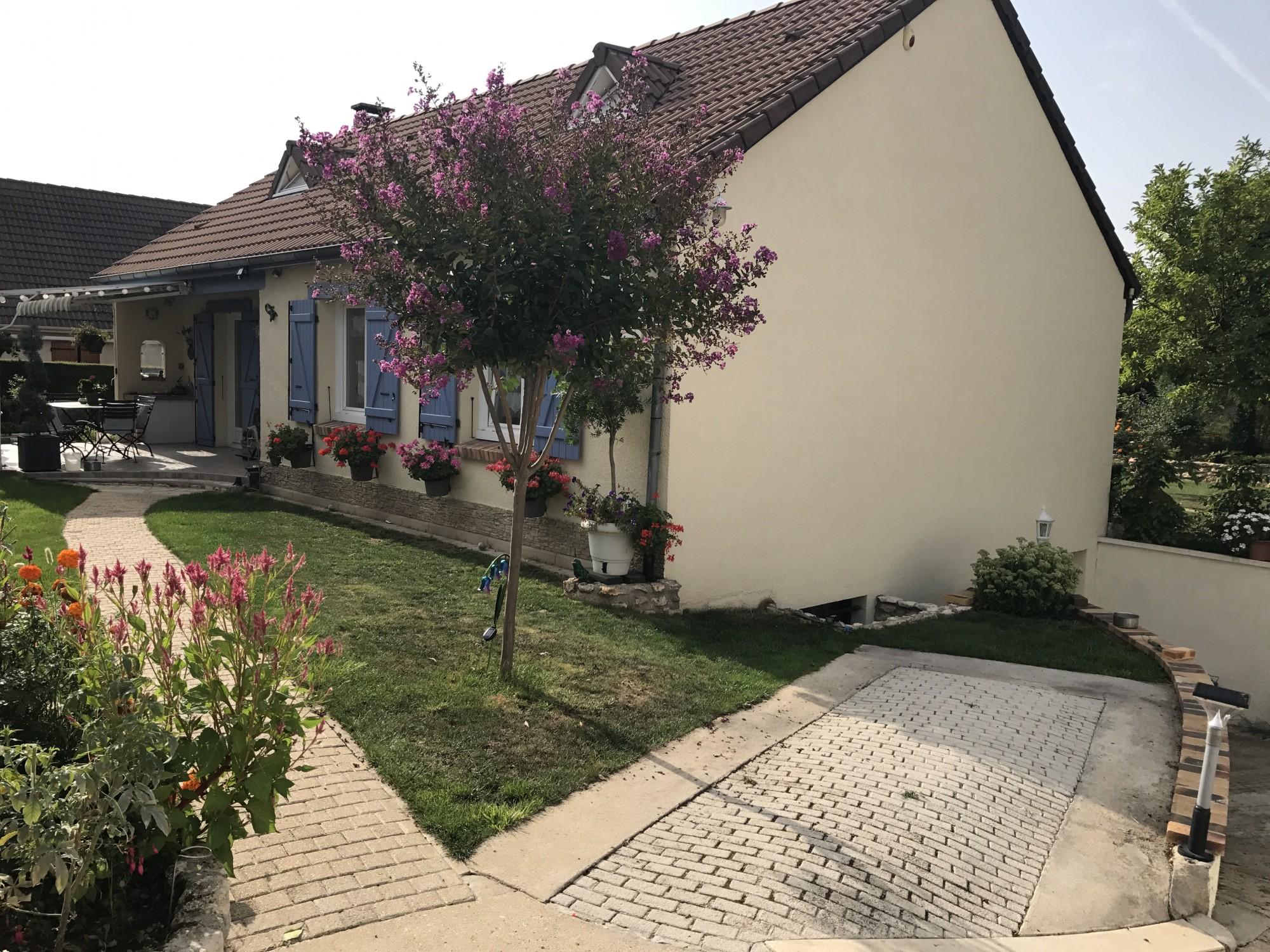Maison au calme