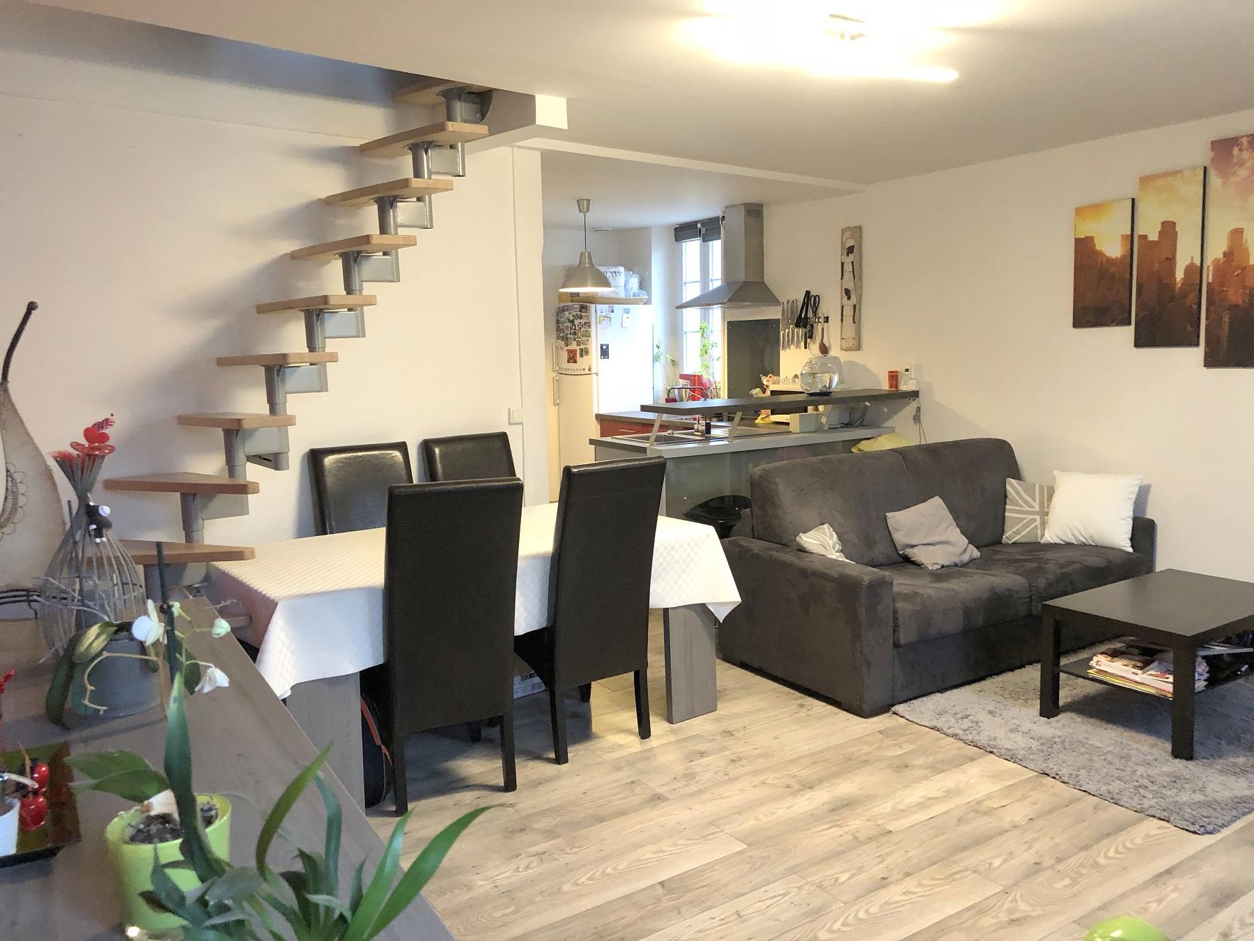 appartement lumineux bouafle