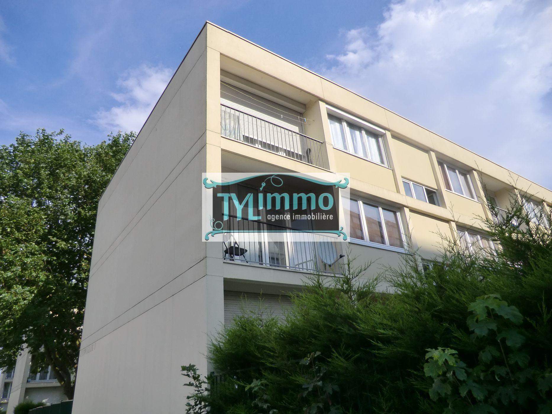 A vendre pas cher appartement SAINT ETIENNE DU ROUVRAY