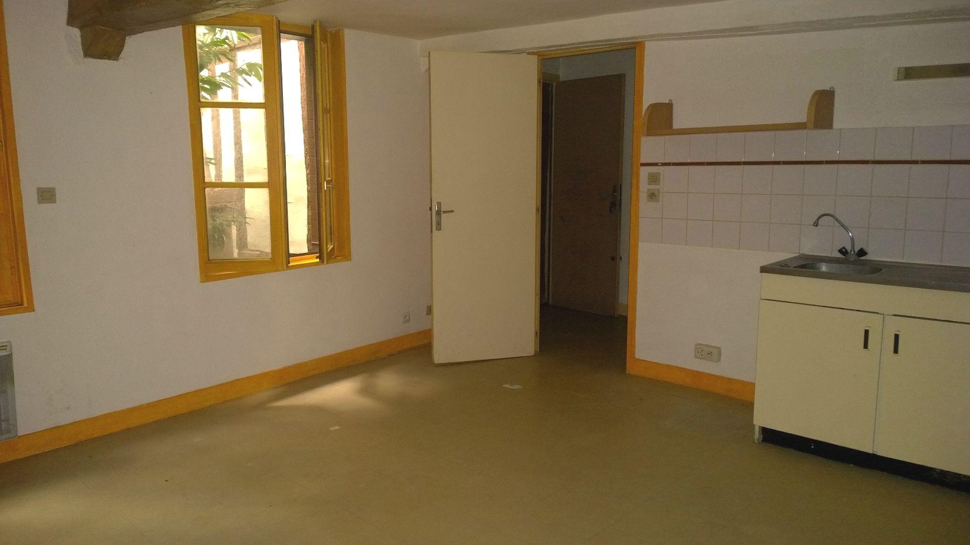 A vendre F2 Proche HOTEL DE VILLE ROUEN