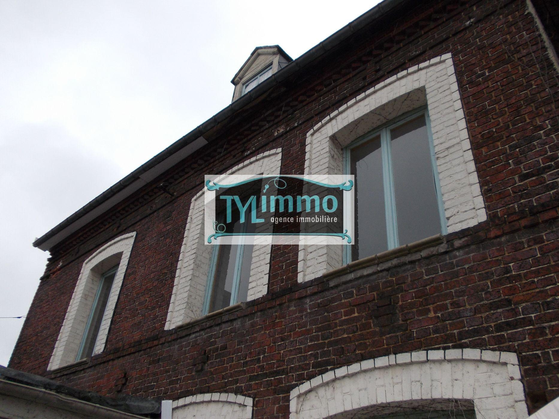 A vendre maison à rénover PETIT QUEVILLY