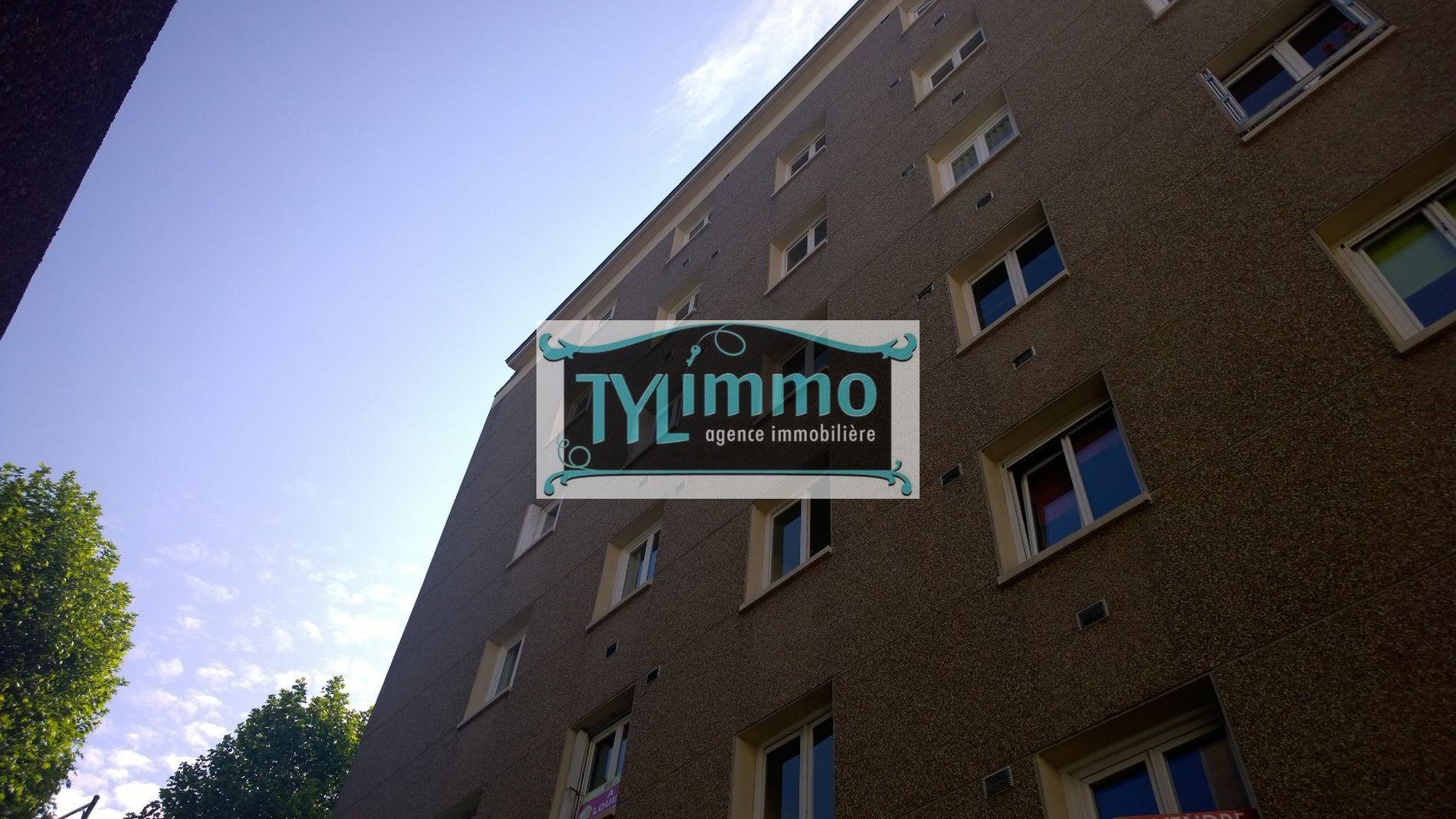 Recherche appartement 64m² ROUEN GAUCHE CHAMPLAIN