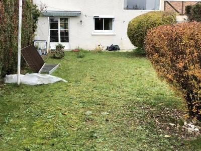 jardin et terrasse clos