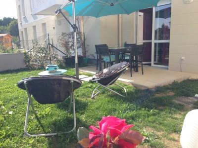 Acheter appartement en rez-de-jardin à Ecquevilly