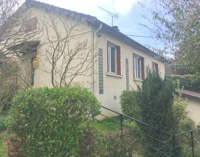Maison traditionnelle T6 BOUAFLE plain pieds avec combles aménagées