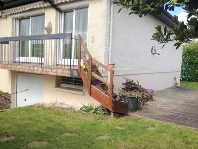 acheter une maison avec sous sol total yvelines