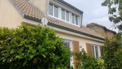 Maison individuelle T6 EPONE Elisabethville Maison sur        sous-sol total et jardin