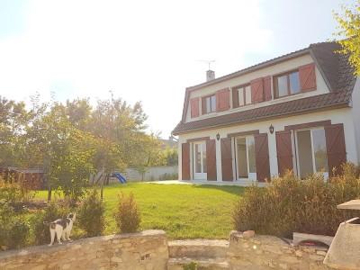 maison avec belle vue sur bouafle